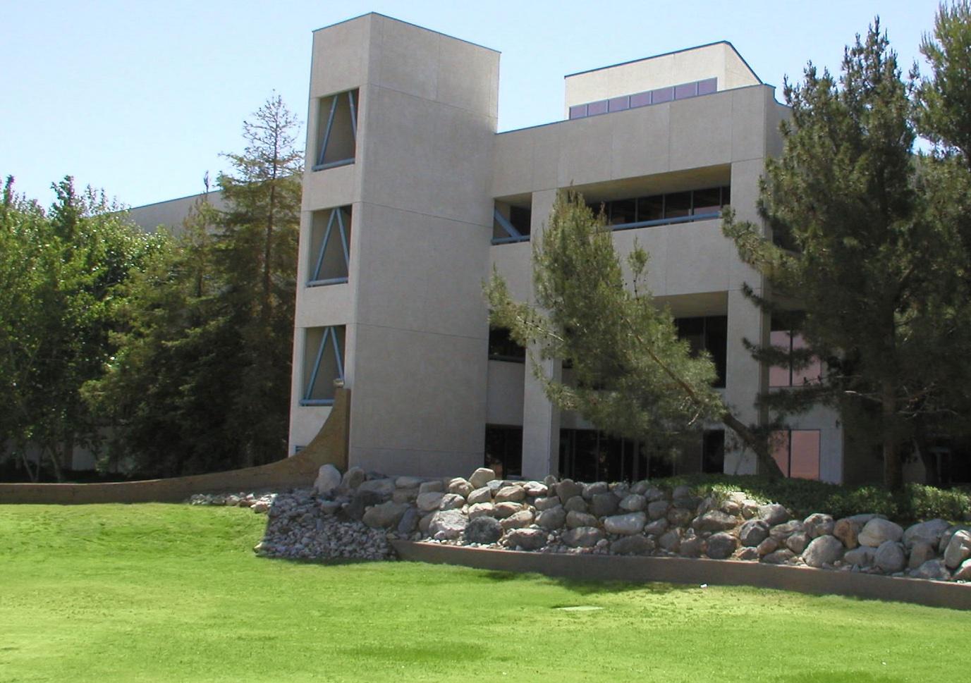 CC Admin Building